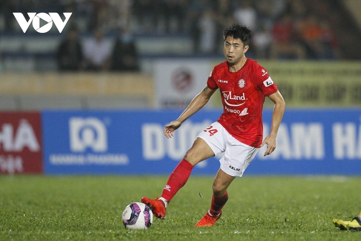 10. Lee Nguyễn (TPHCM) - 5 bàn
