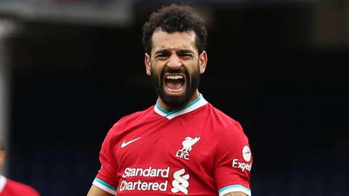 10. Mohamed Salah | Liverpool | 22 bàn thắng (44 điểm)