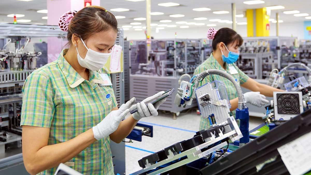 Trong thời gian tới, Samsung Việt Nam sẽ tiếp tục triến khai mạnh mẽ các biện pháp phòng dịch.