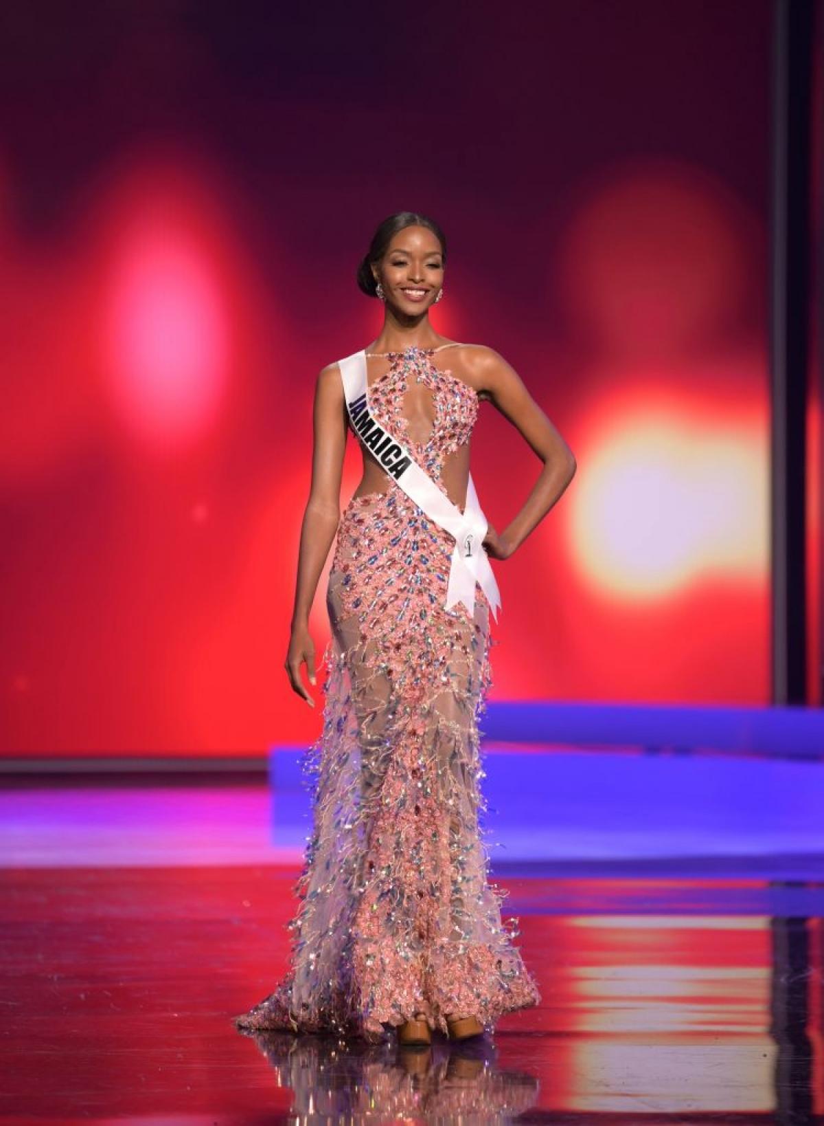 Hoa hậu Jamaica.