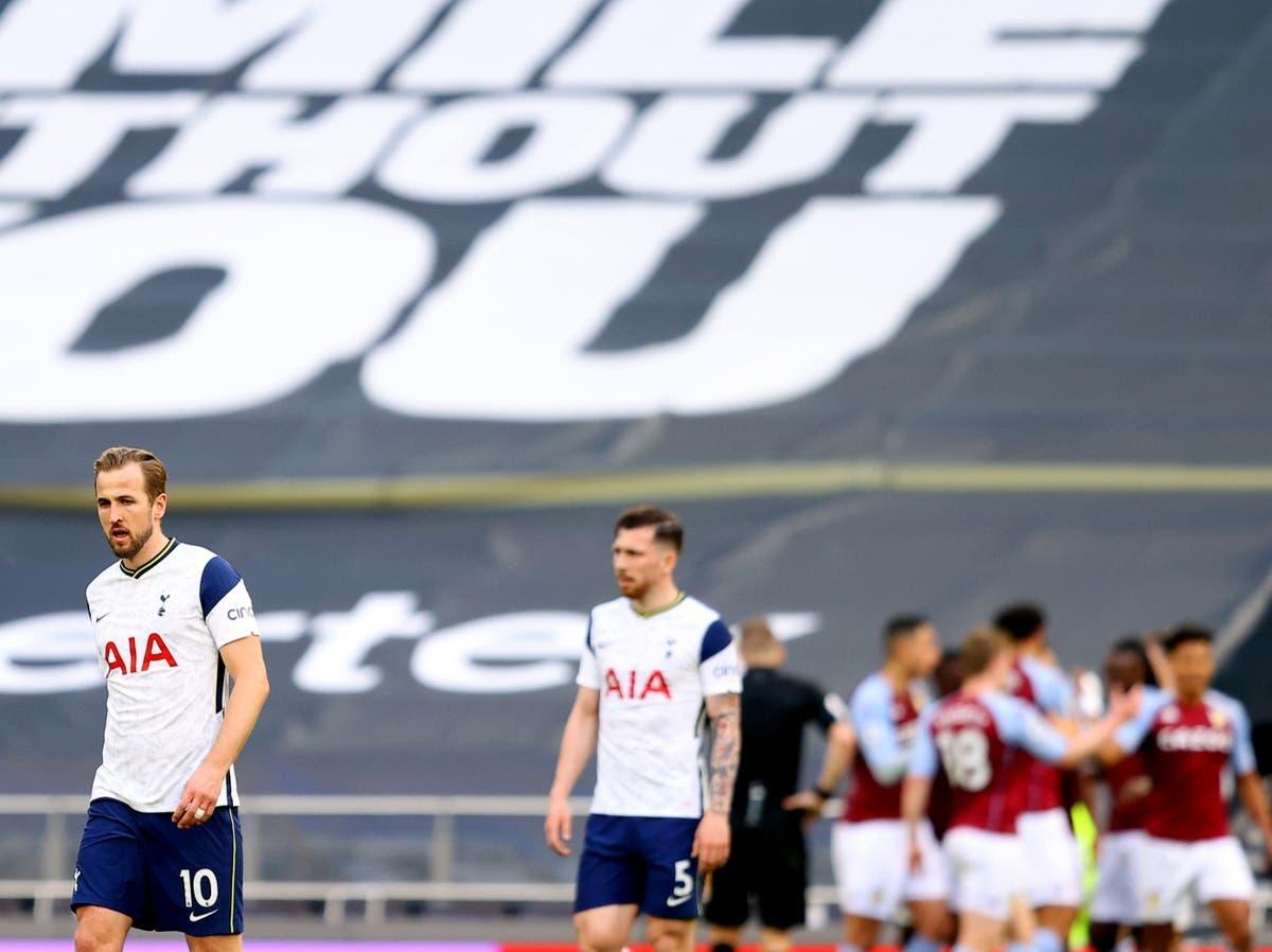 Tottenham sẽ phải thắng Leicester ở lượt trận cuối và mong West Ham thua Southampton mới có vé dự Europa League mùa tới.