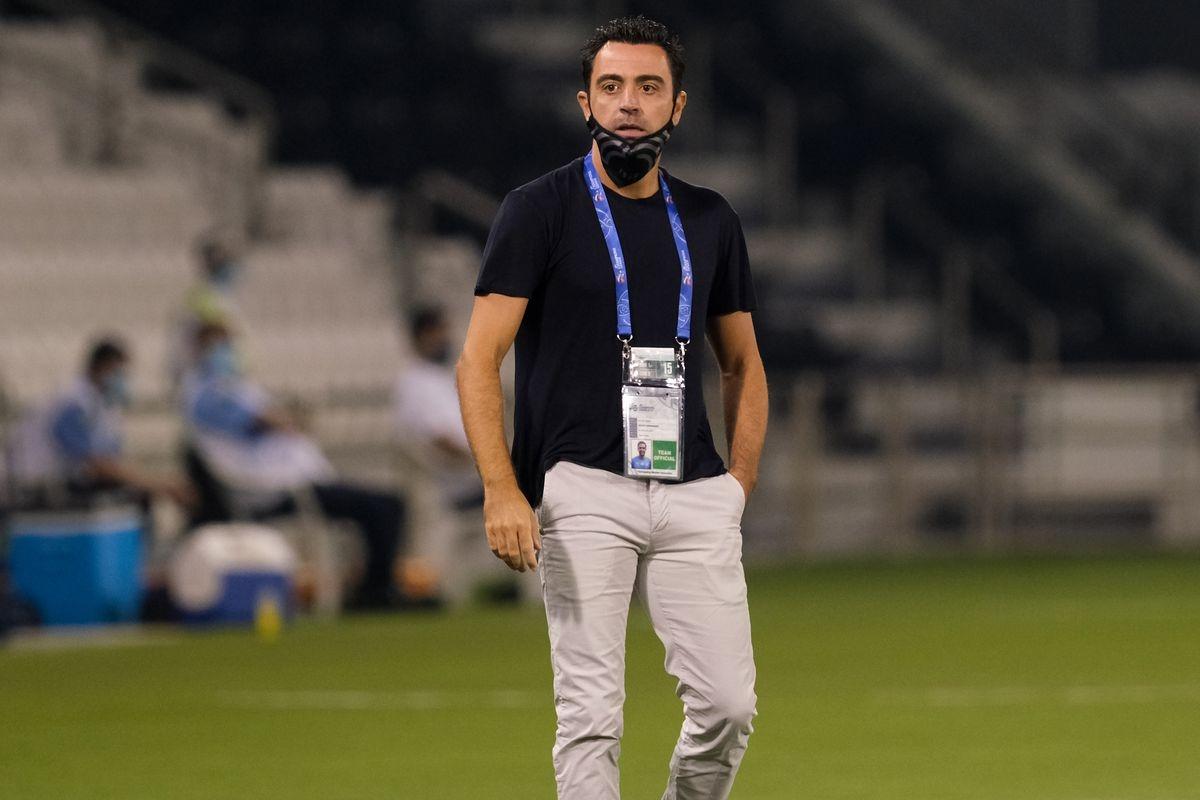 Xavi sẽ tiếp tục gắn bó với Al Sadd trên cương vị HLV trưởng theo bản hợp đồng có thời hạn đến năm 2023. (Ảnh: QFA).