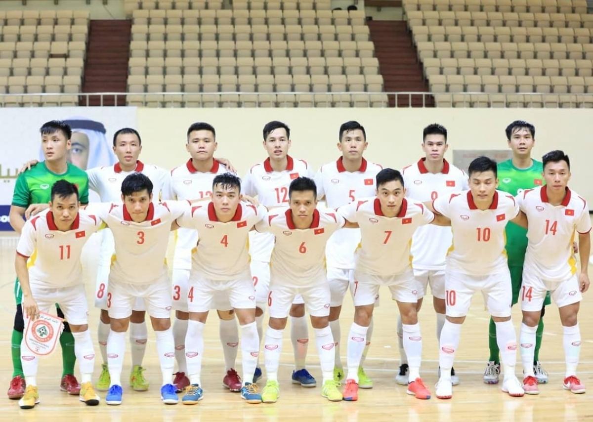 ĐT Futsal Việt Nam sẽ có dịp cọ sát với ĐT Futsal Tây Ban Nha trướcFutsal World Cup 2021. (Ảnh: Khorfakkan Sports Club).