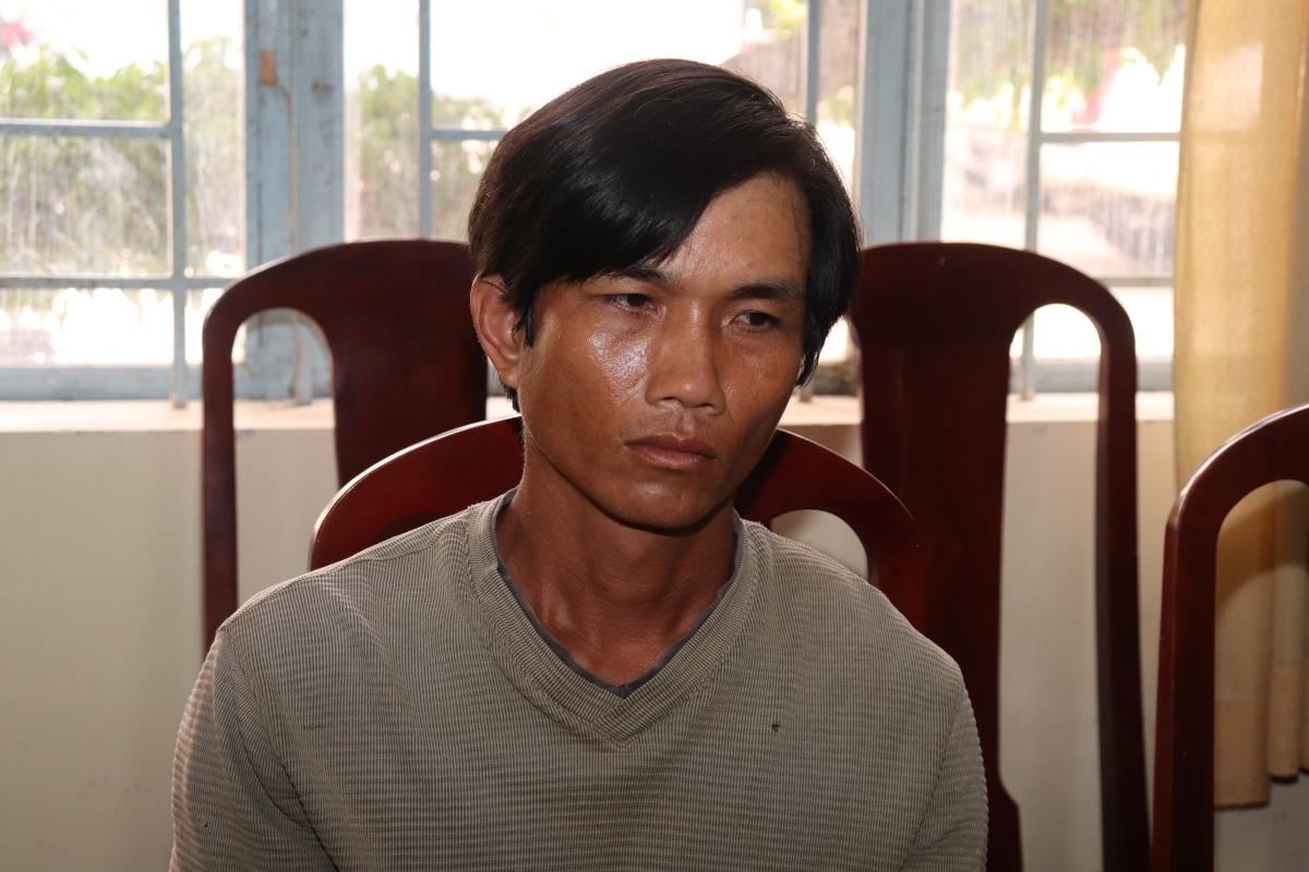 Đối tượng Nguyễn Hoàng Vũ.