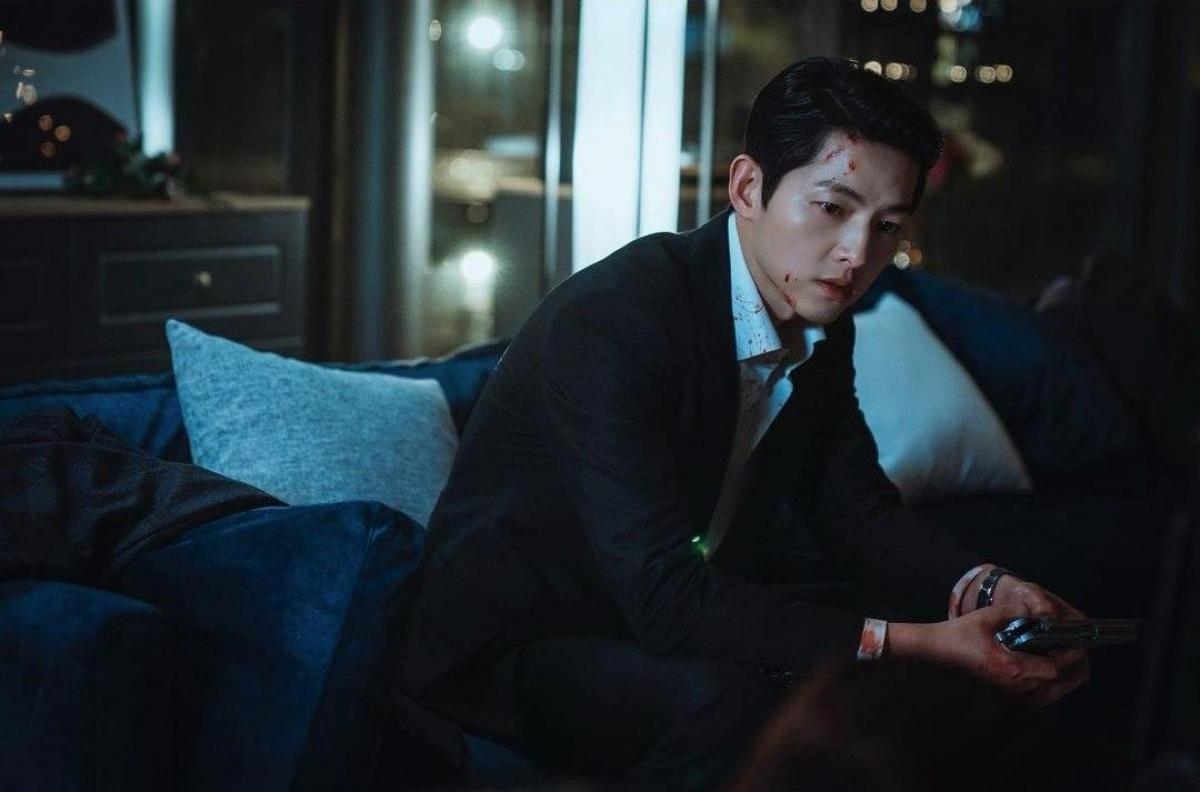 """Vai diễn """"Vincenzo"""" được nhận định là vai diễn để đời của Song Joong Ki."""