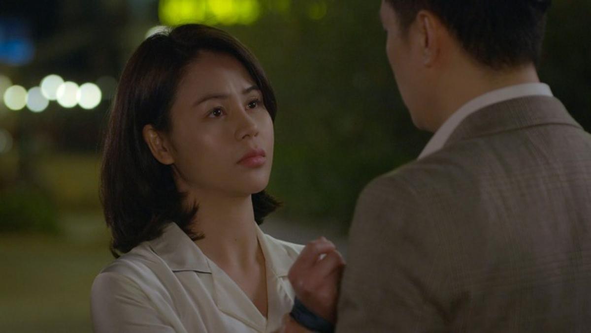 """Thu Trang khẳng định diễn xuất ở độ chín trong """"Hướng dương ngược nắng""""."""