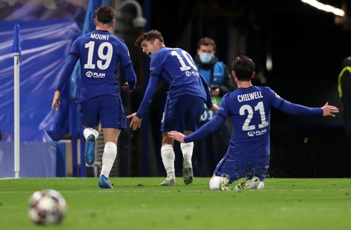 Mason Mount là cầu thủ người Anh trẻ thứ hai ghi bàn trong trận bán kết UEFA Champions League, sau Wayne Rooney (21 tuổi 182 ngày trước AC Milan.