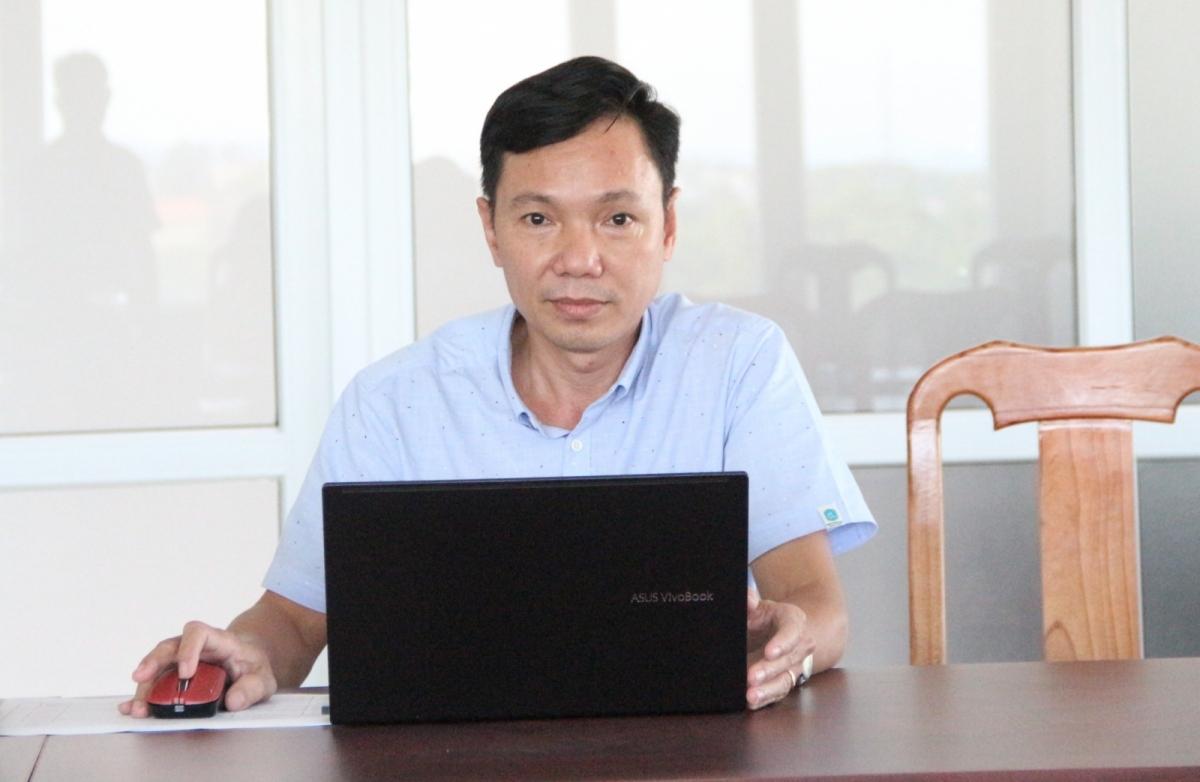 Lê Châu Vân, Trưởng phòng Giáo dục Trung học, Sở GD-ĐT Kon Tum khuyên thí sinh nên sắp xếp thời gian ôn tập hợp lý, vẫn có thời gian nghỉ ngơi, tránh căng thẳng. (Ảnh: GDTĐ)