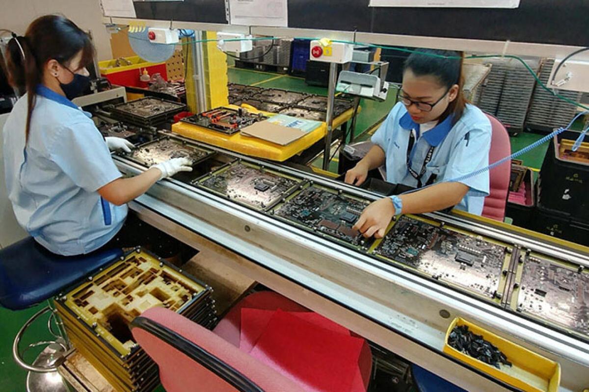 90% bo mạch chủ của Gigabyte được sản xuất tại Đài Loan.