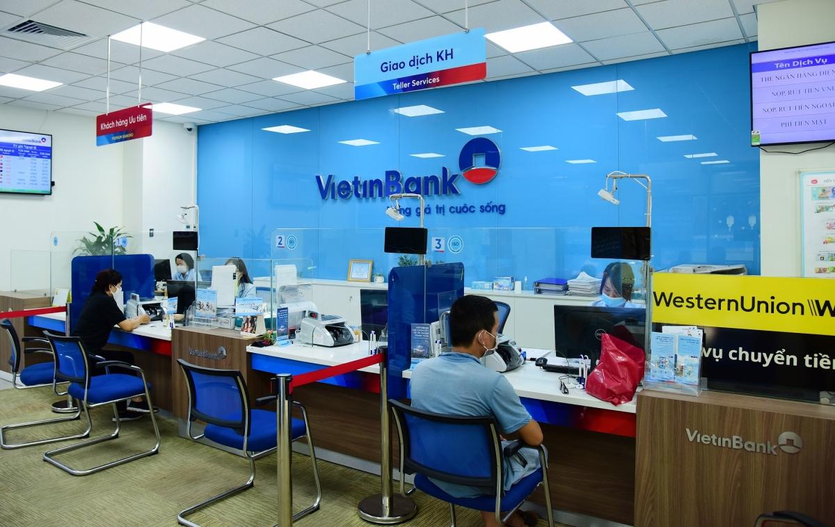 VietinBank chính thức được Chính phủ phê duyệt Phương án đầu tư bổ sung vốn nhà nước gần 7.000 tỷ đồng.