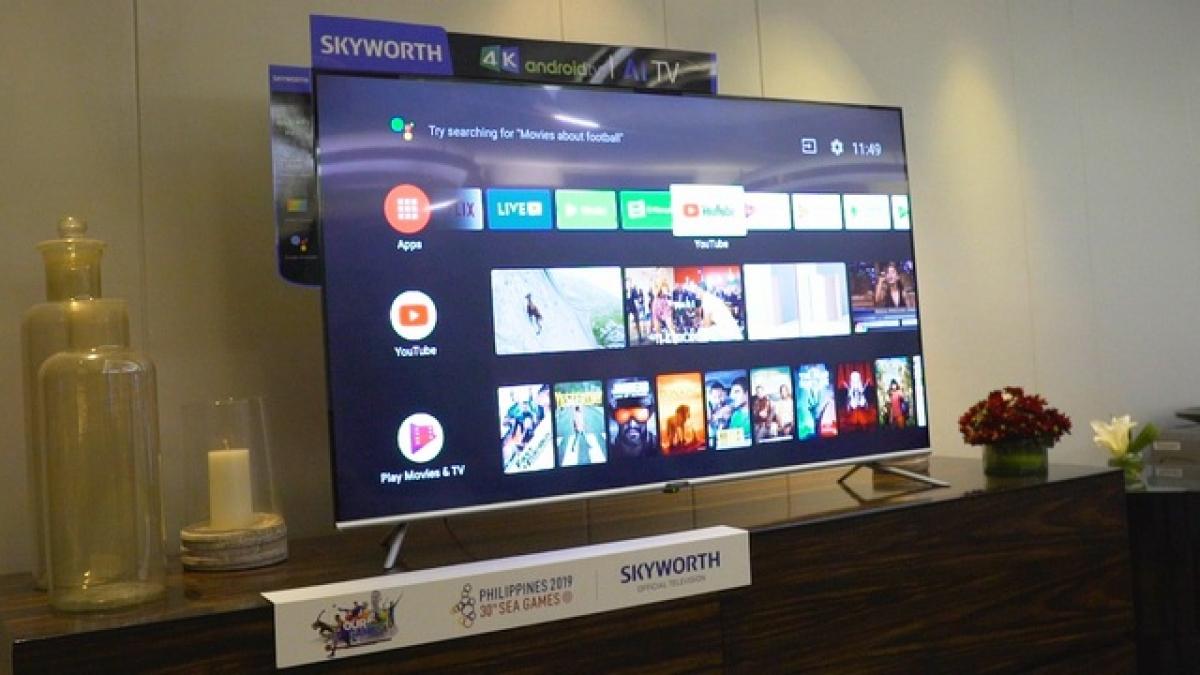 SmartTV của Skyworth bí mật thu thập thông tin khiến nhiều người dùng tại Trung Quốc phẫn nộ.