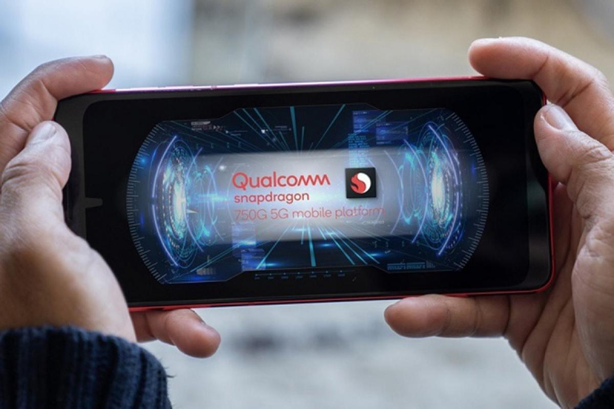 Chip Qualcomm xuất hiện trên rất nhiều smartphone Android.