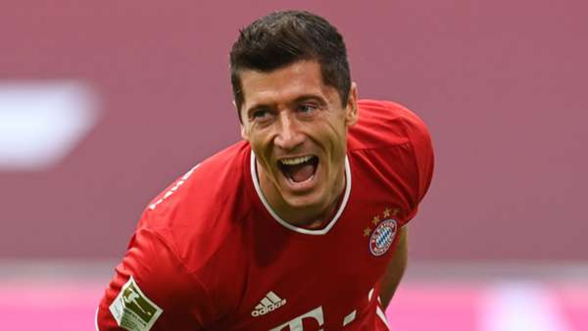 1. Robert Lewandowski | Bayern Munich | 39 bàn thắng (78 điểm).