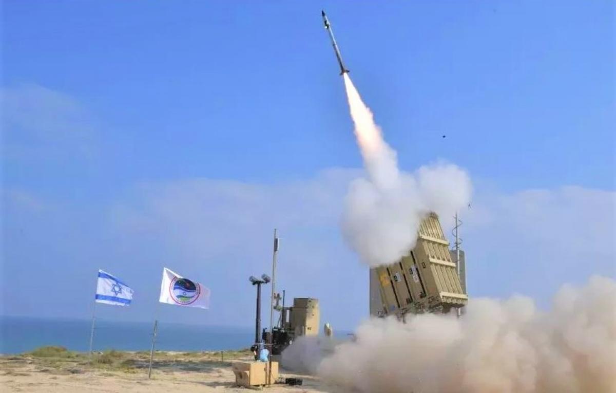 Hệ thống Vòm Sắt được quảng cáo có tỷ lệ đánh chặn lên tới 90%; Nguồn: IDF
