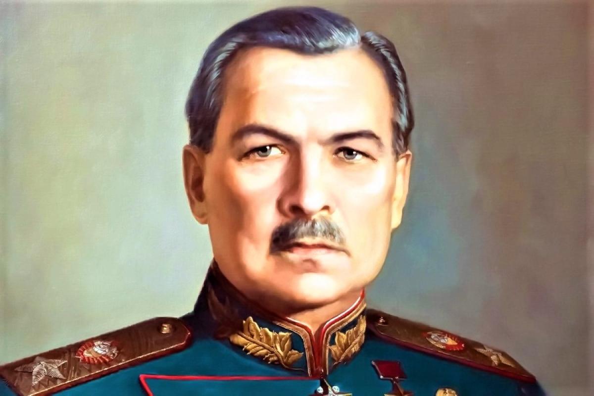 Nguyên soái Liên Xô Leonid Alexandrovich Govorov; Nguồn: rossaprimavera.ru