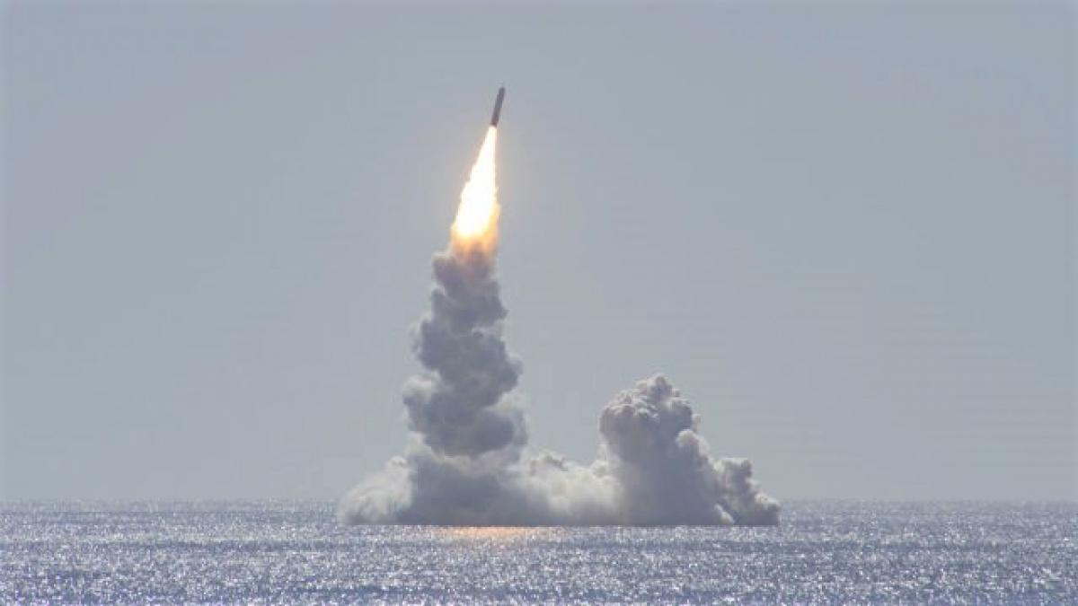 Kinh phí quốc phòng Mỹ tăng 2,7% được cho là nhằm mục tiêu kiềm chế Trung Quốc; Nguồn: timesofsandiego.com