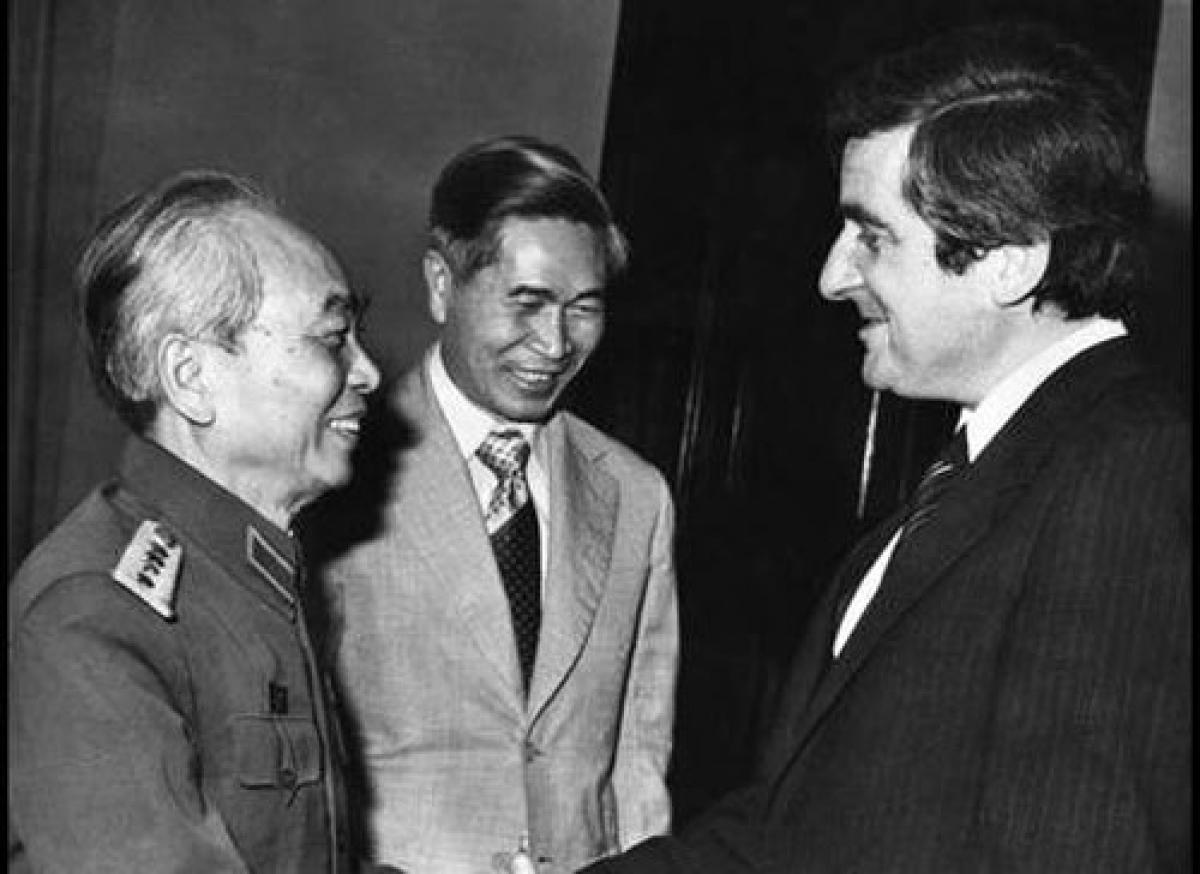 """Nhà ngoại giao Nguyễn Cơ Thạch đã trải qua nhiều cuộc """"đấu trí"""" trên bàn đàm phán với mục tiêu cao nhất là lợi ích quốc gia, dân tộc."""