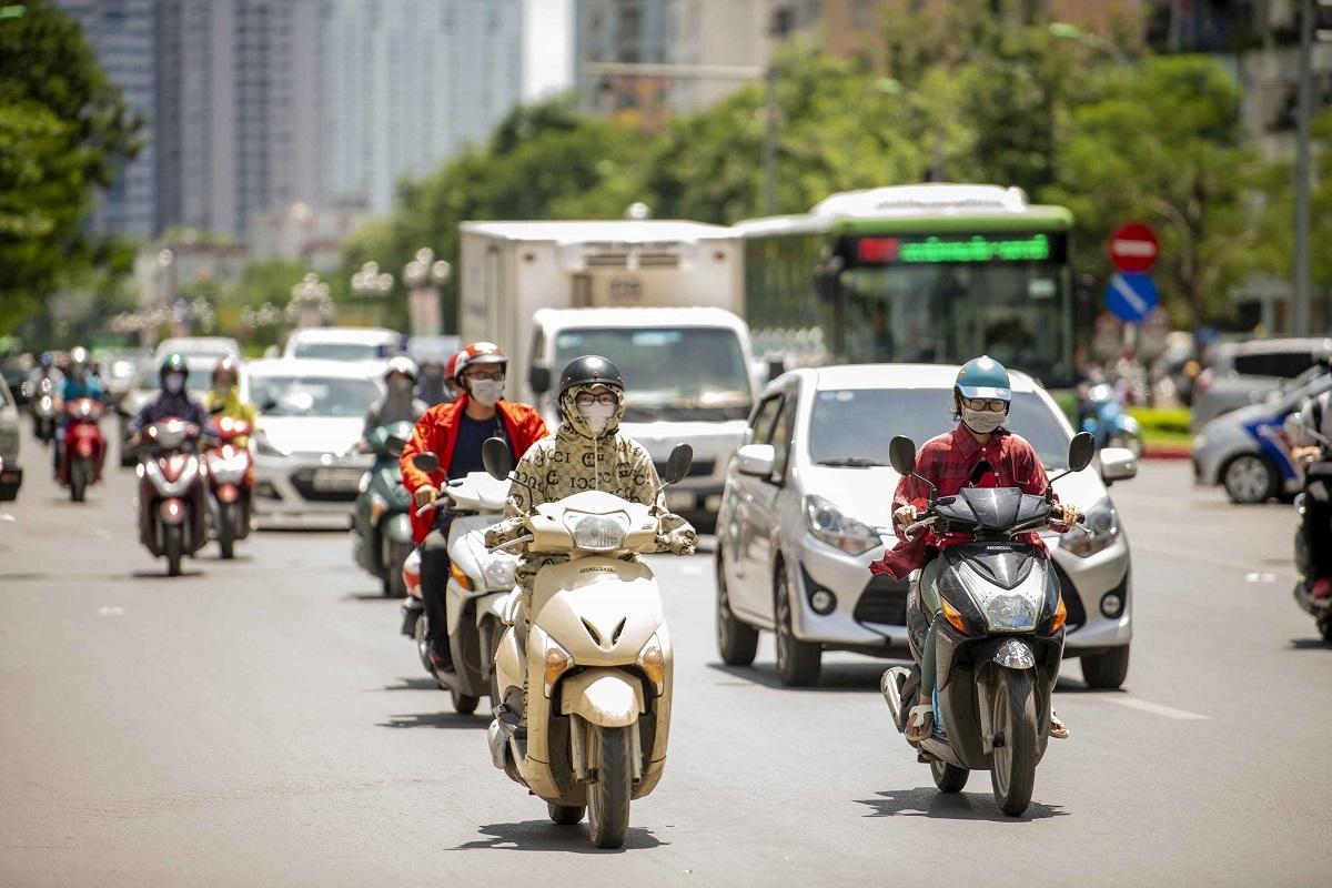 Hôm nay, Hà Nội ngày nắng, nền nhiệt cao (Ảnh minh họa: KT)