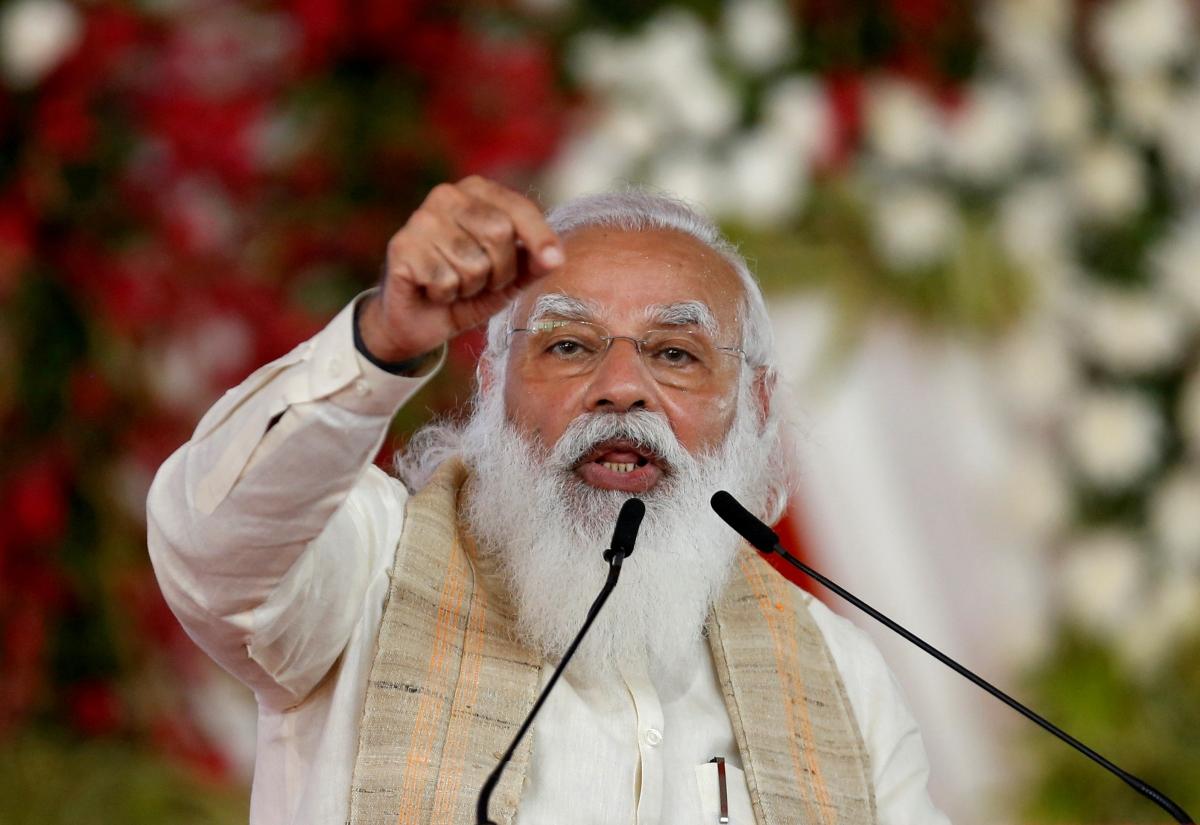 Thủ tướng Ấn Độ Narendra Modi. Nguồn: Reuters