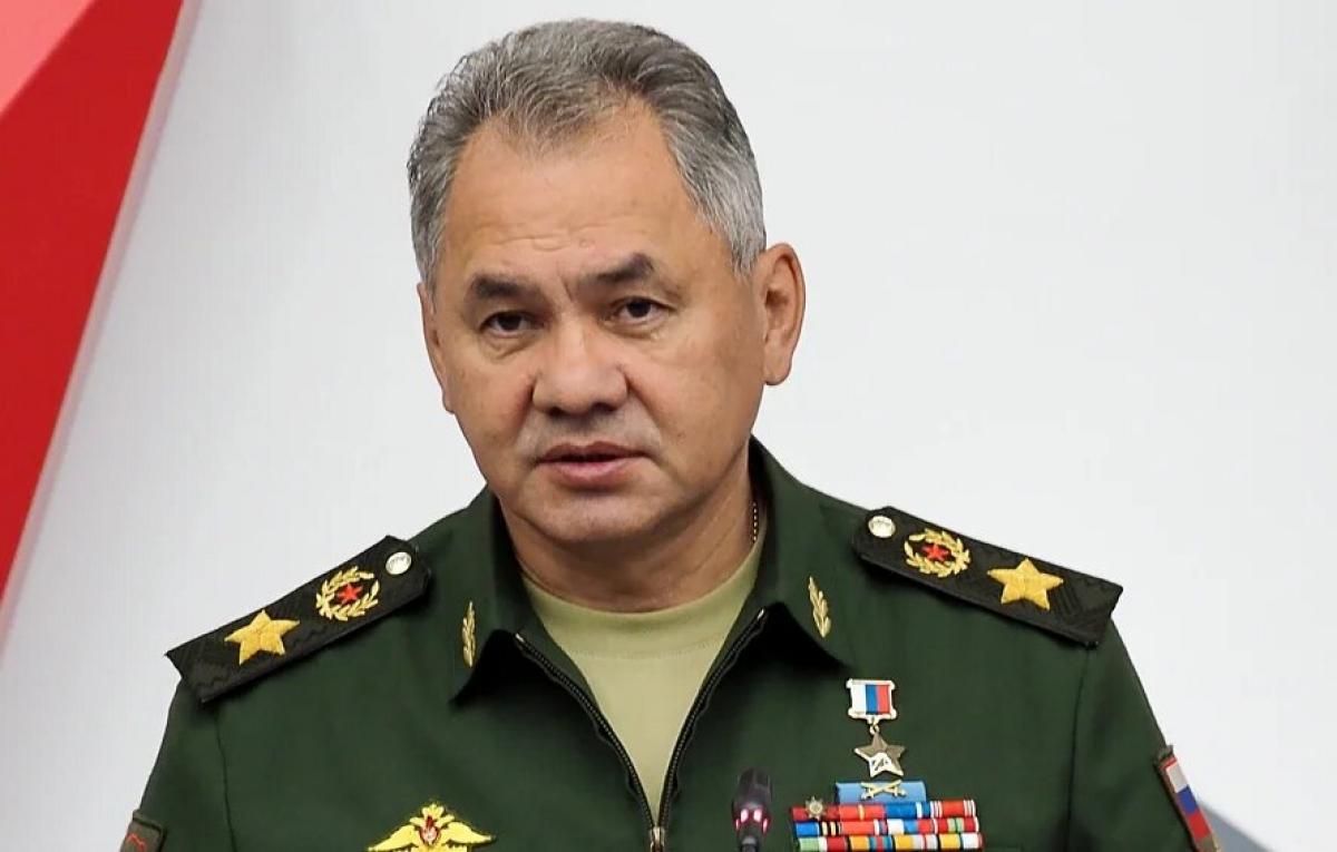 Bộ trưởng Quốc phòng Nga Sergei Soigu. (Nguồn: Tass)