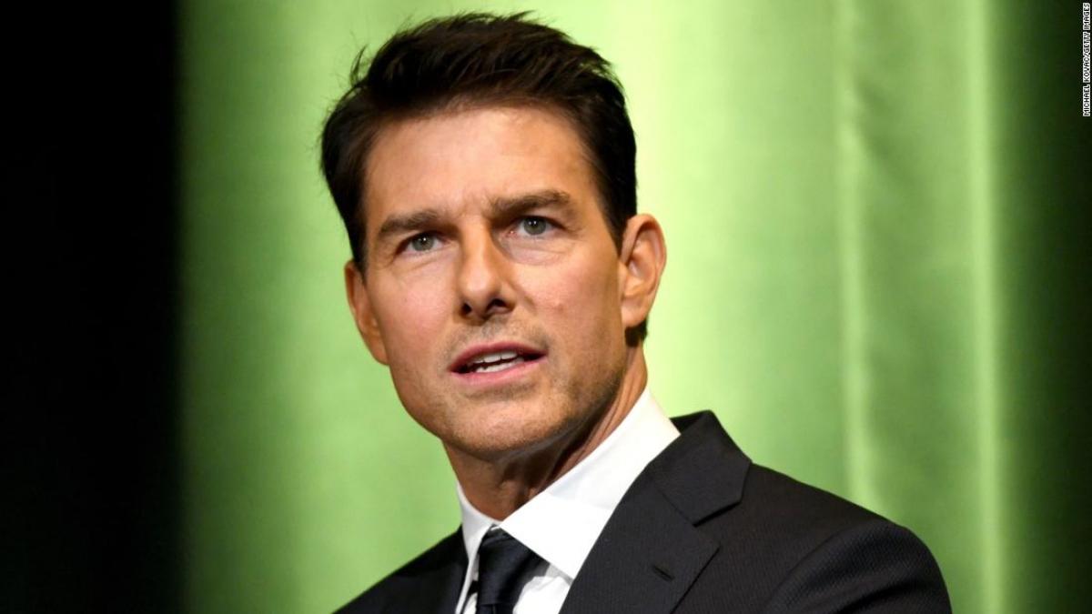 Nam tài tử Tom Cruise tuyên bố trả lại3 giải Quả cầu Vàng.