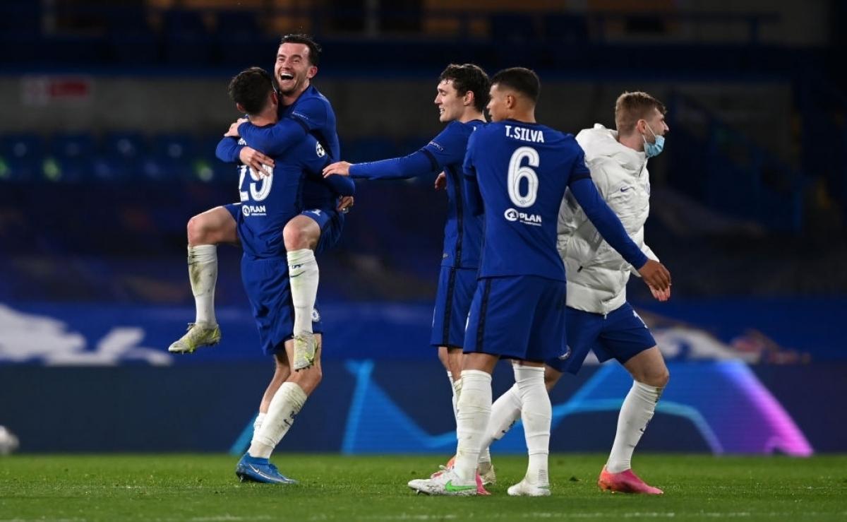 Chelsea thắng thuyết phục Real Madrid (Ảnh: Getty).
