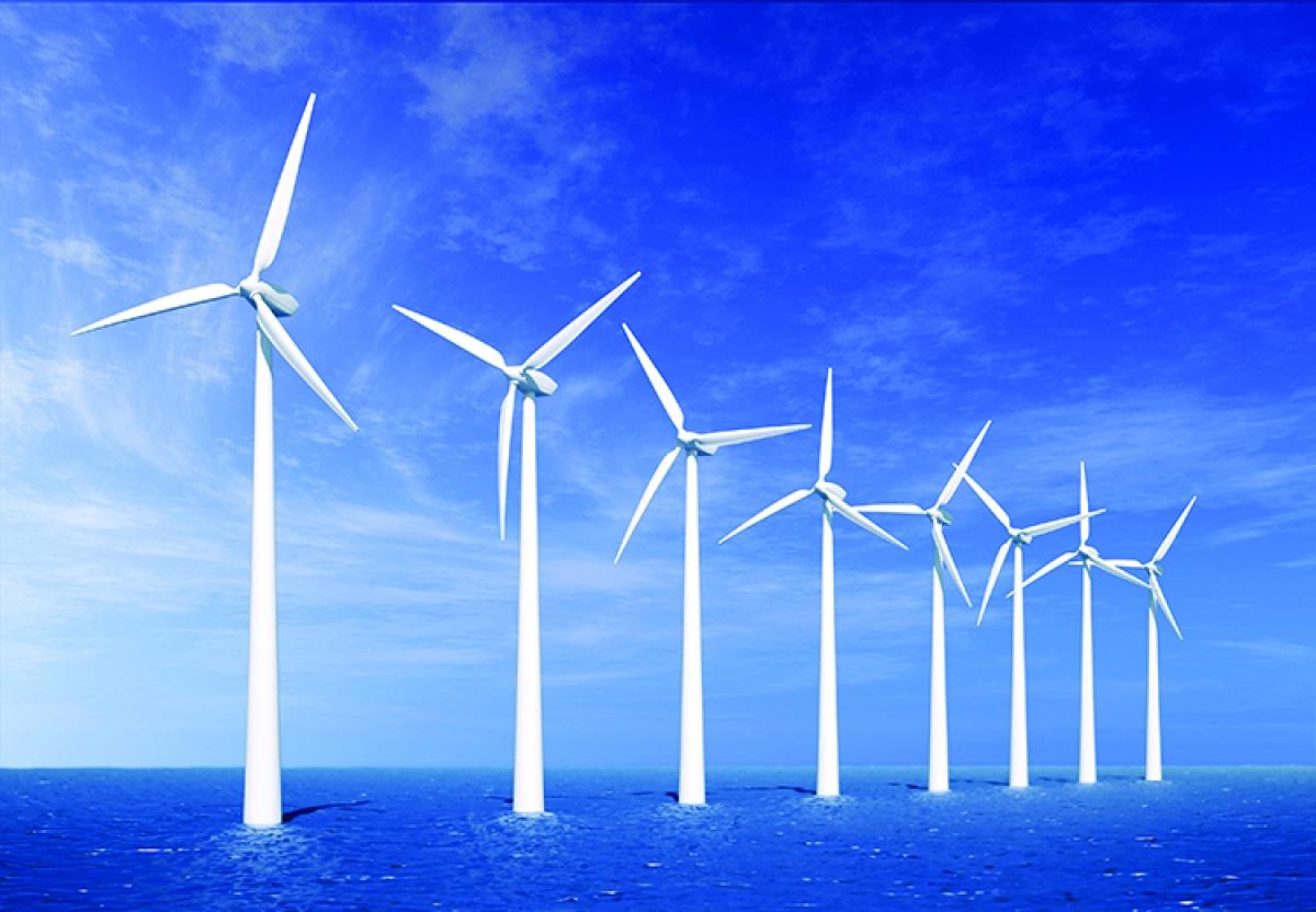 ADB ký khoản vay xanh để phát triển các trang trại điện gió 144MW ở Việt Nam. (Ảnh minh họa: KT)