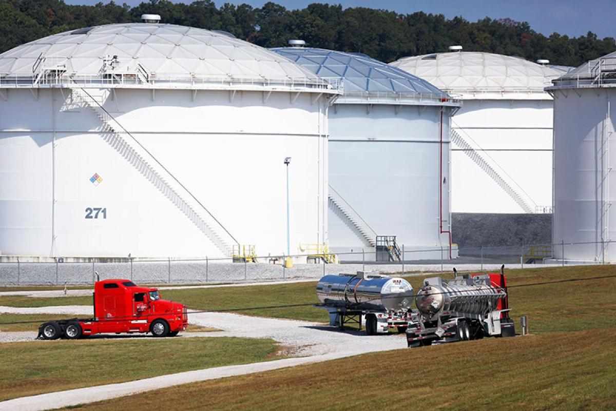 Việc DarkSide đụng chạm đếnColonial Pipeline đã khiến chính phủ Mỹ vào cuộc.