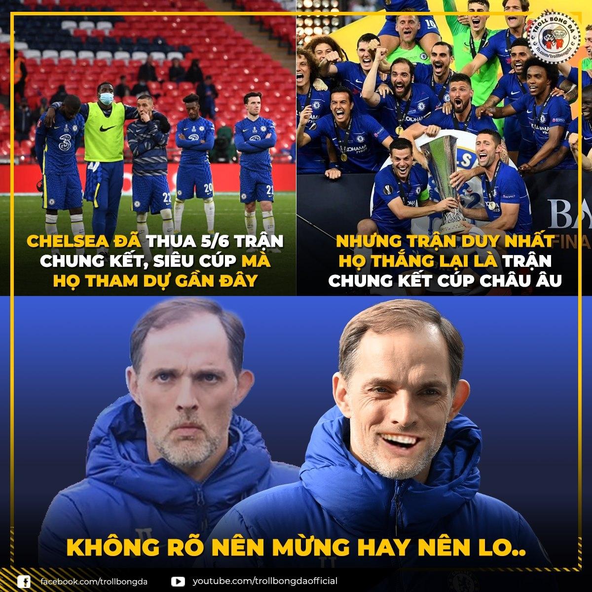 Chelsea thua chung kết FA Cup trước Leicester City.