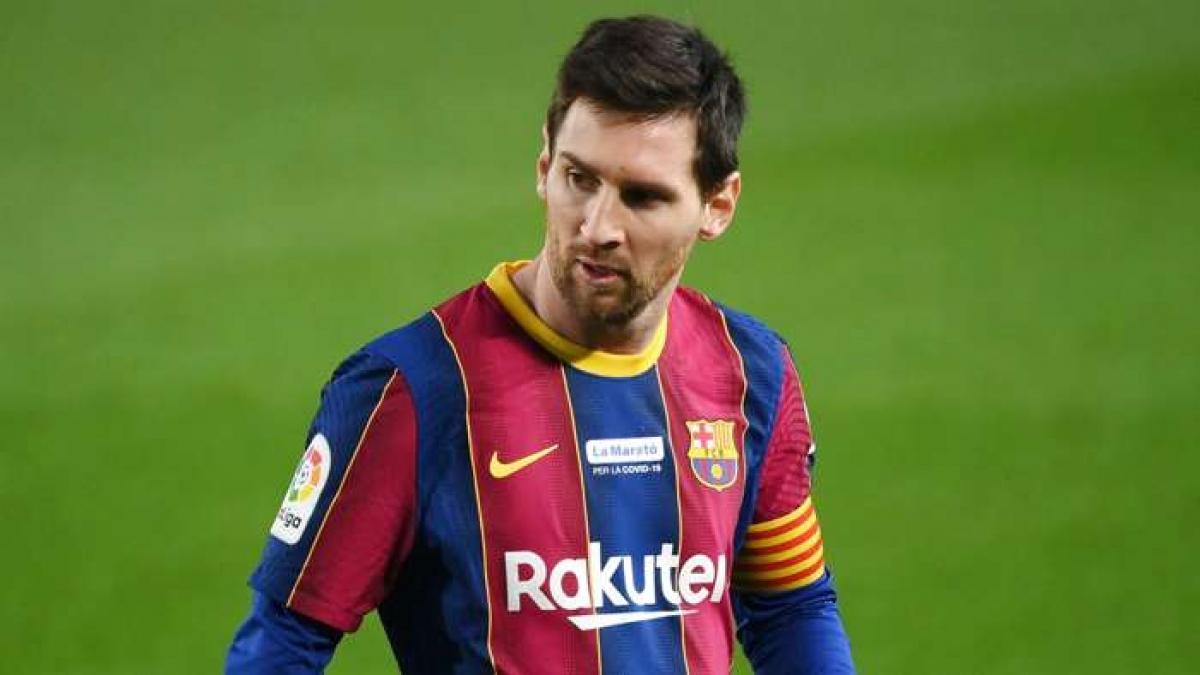 2. Lionel Messi | Barcelona | 30 bàn thắng (60 điểm)