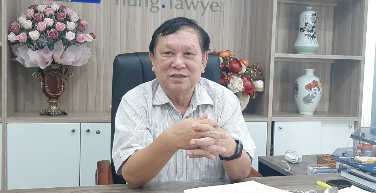 Luật sư Phạm Ngọc Hưng - Phó Chủ tịch Hiệp hội Doanh nghiệp TP.HCM.