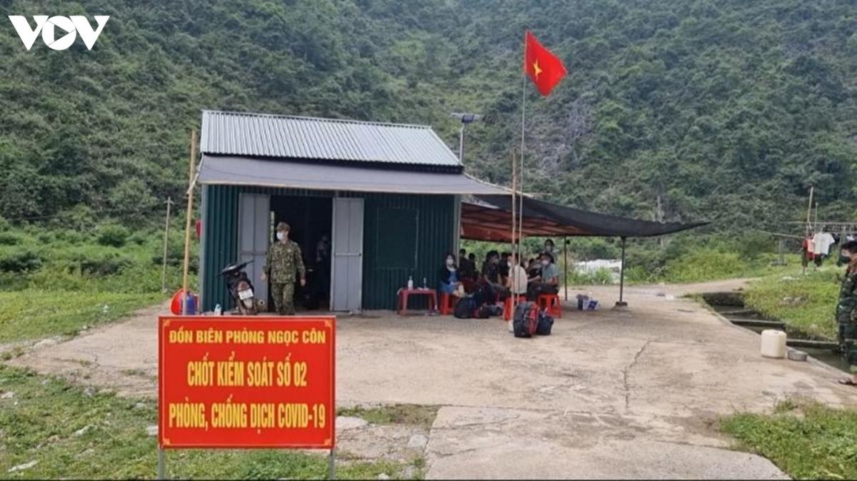 Đồn Biên phòng Ngọc Côn quản lý gần 25km đường biên giới. Hiện có 15 chốt, 02 trạm, 02 tổ công tác lưu động cắm trên biên giới với nhiều lực lượng được tăng cường nhằm chống người xuất, nhập cảnh trái phép.