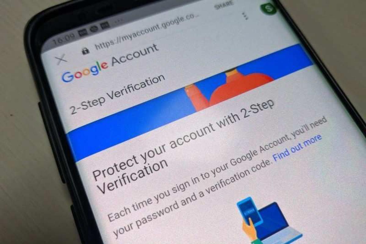 2SV sẽ là phương thức xác thực mặc định được Google cung cấp cho người dùng tương lai.