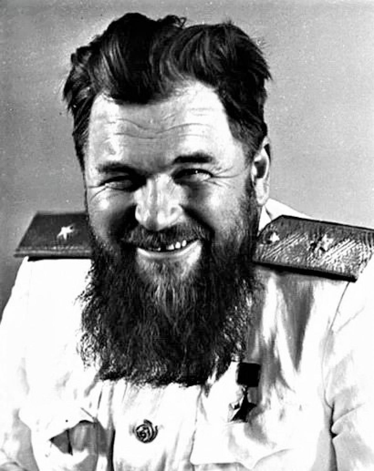 Thiếu tướng-nhà văn Pyotr Vershigora; Nguồn: historygreatrussia.ru