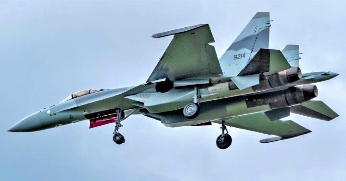 Ai Cập cũng là nước sở hữu số lượng lớn máy bay chiến đấu do Nga sản xuất; Nguồn: militarywatchmagazine.com
