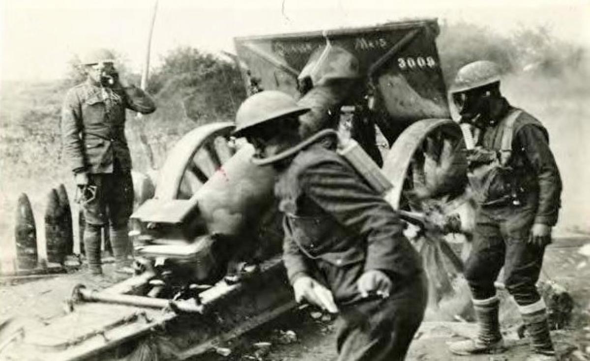 """Phá vỡ nguyên tắc, Truman đã cho tiêu diệt các phân đội pháo binh Đức thuộc khu vực đơn vị khác đảm trách, tạo tiền đề để chỉ huy Mỹ thu hồi lệnh mang nguyên tắc """"giáo điều"""" đó; Nguồn: wearethemighty.com"""