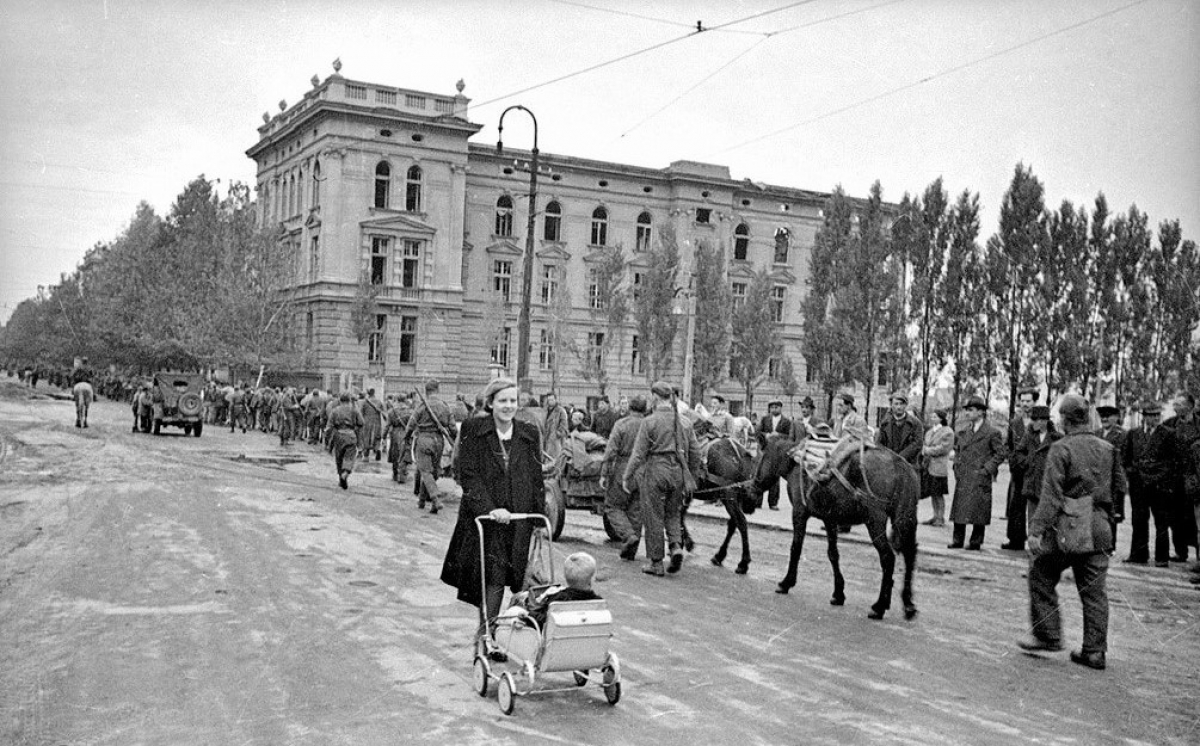 Berlin được giải phóng./.