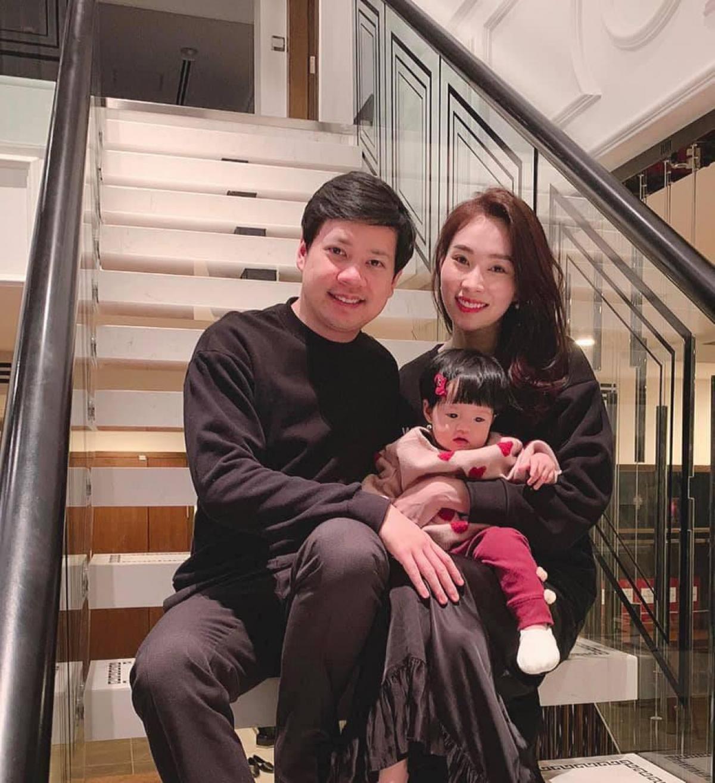Hoa hậu Đặng Thu Thảo đang có cuộc sống hạnh phúc, viên mãn