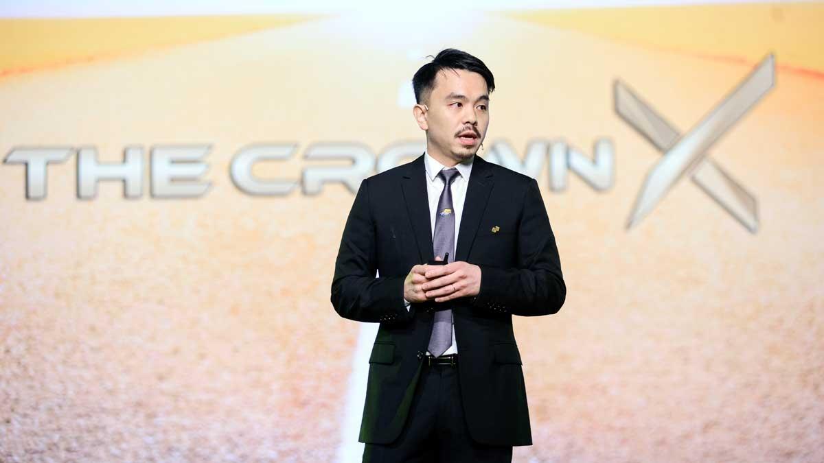 Ông Danny Le - Tổng Giám đốc Masan Group