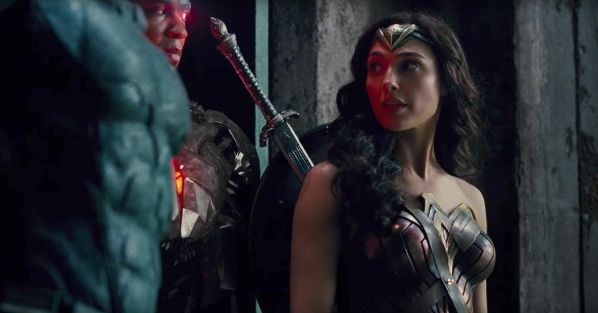 "Gal Gadot trong ""Justice League"". Nguồn: Warner Bros."