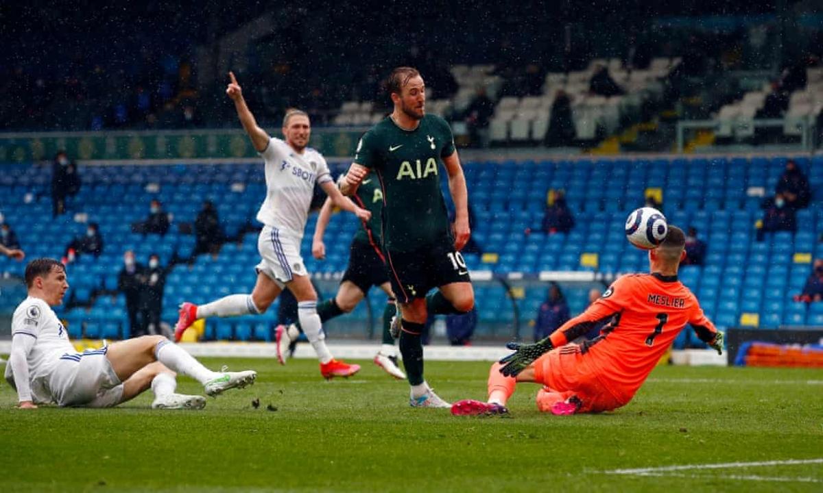 Số phận trận đấu có thể đã khác nếu Harry Kane không bị VAR từ chối bàn thắng ở phút 31 vì lỗi việt vị.