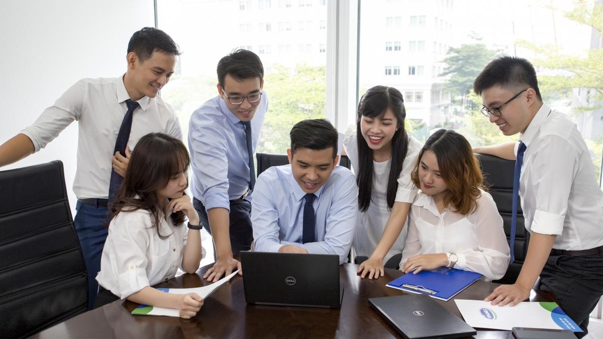 Vinamilk đầu tư phát triển đội ngũ quản lý trẻ