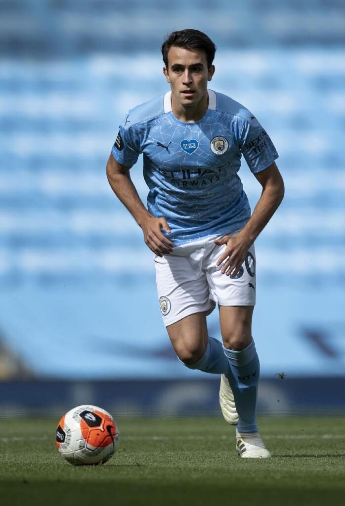 Trung vệ Eric Garcia sẽ rời Man City để cập bến Barca theo dạng chuyển nhượng tự do.