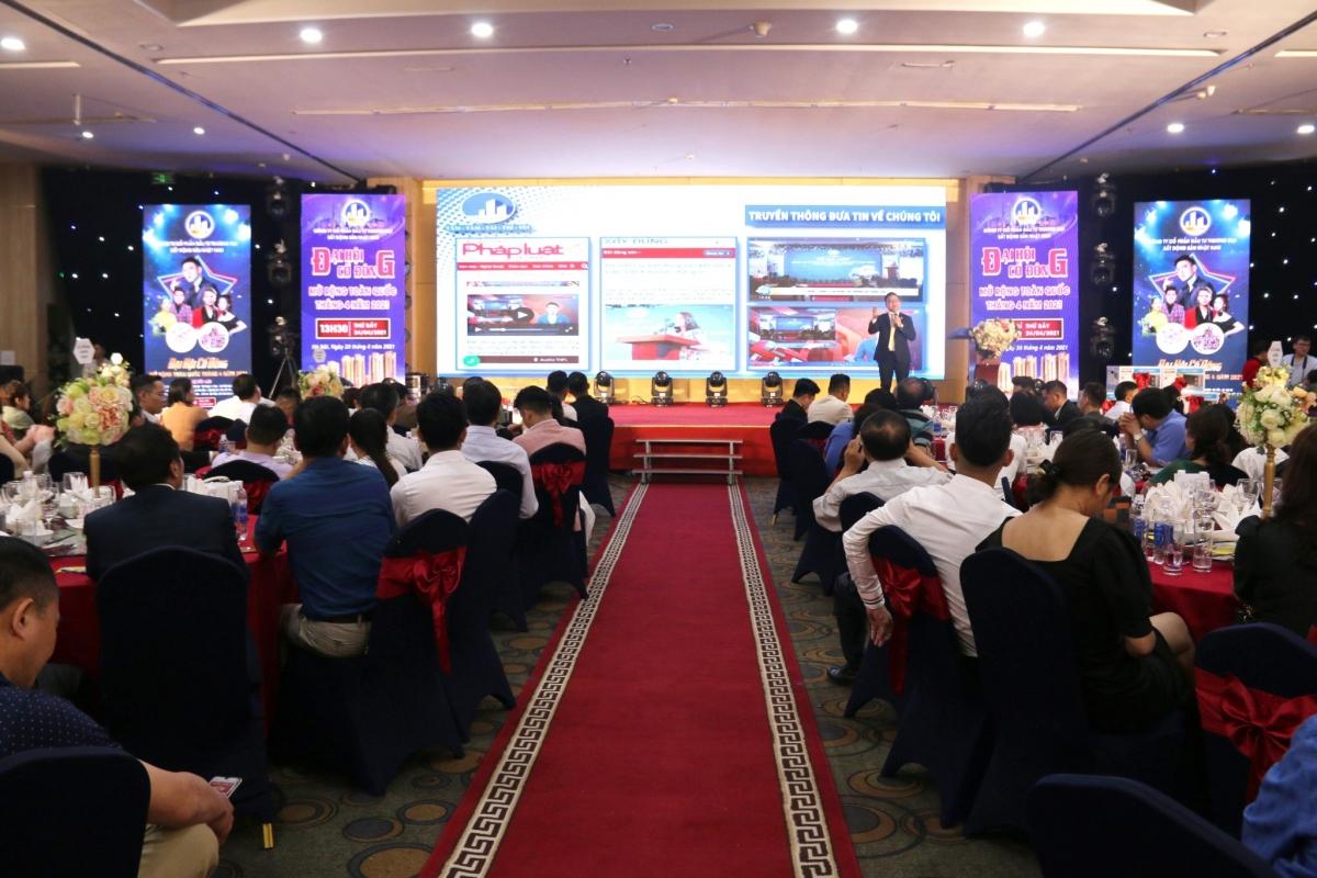 Bất động sản Nhật Nam tổ chức Đại hội cổ đông thành công rực rỡ.