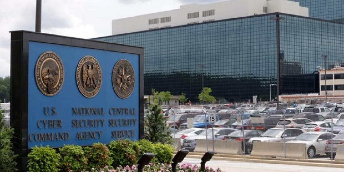 Trụ sở Cơ quan An ninh quốc gia Mỹ (NSA) tại Fort Meade, Maryland. Ảnh: AP