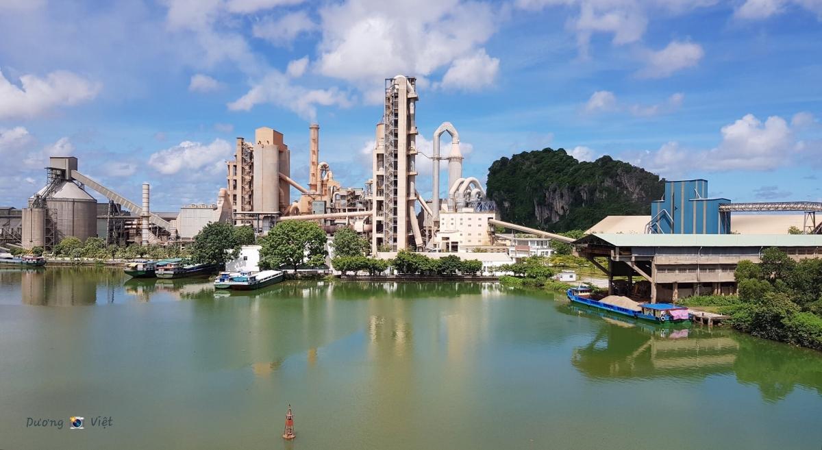 Trong quý I/2021, Nhà máy xi măng Hà Tiên 1 - Thành viên của VICEM đạt 107% kế hoạch.