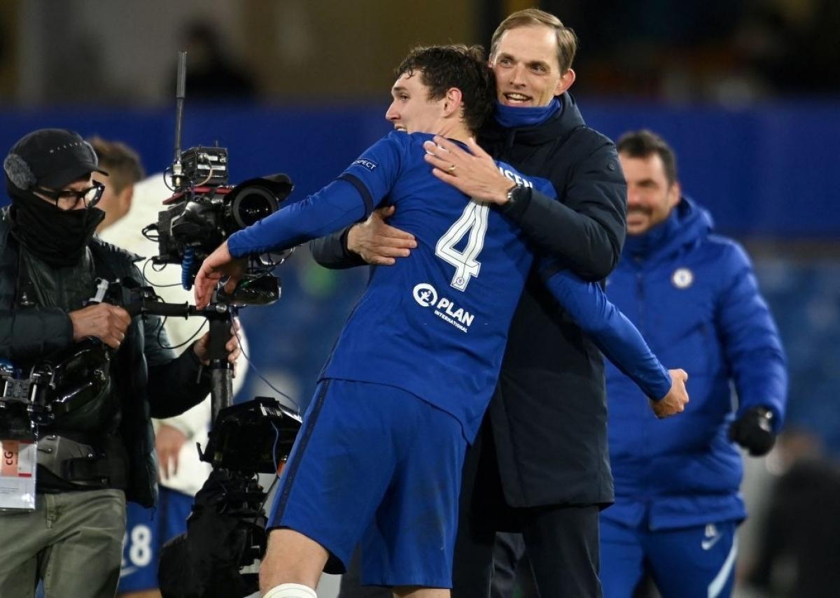 Chelsea xuất sắc giành vé vào chung kết Champions League (Ảnh: Getty).