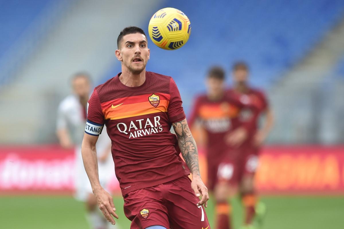 Tiền vệ trung tâm: Lorenzo Pellegrini