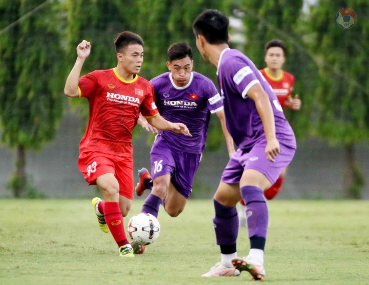 Đây là trận đấu duy nhất của đội tuyển Việt Nam trước khi lên đường tới UAE tham dự các trận đấu còn lại tại bảng G vòng loại World Cup 2022.