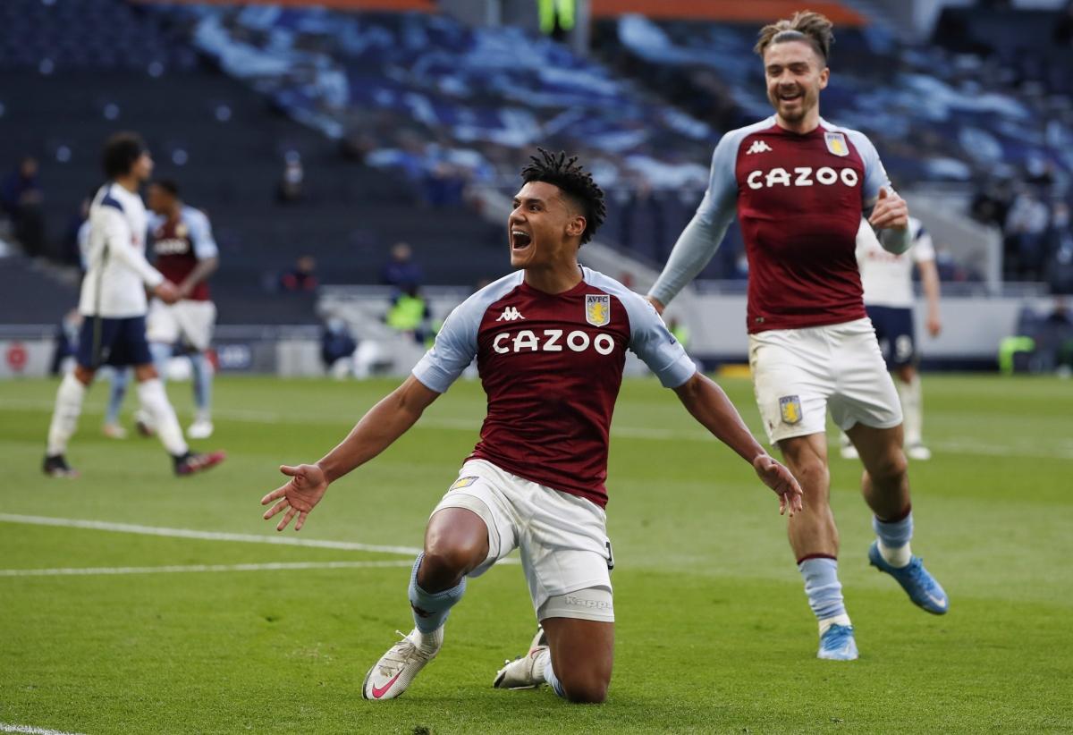 7. Ollie Watkins (Aston Villa) – 14 bàn
